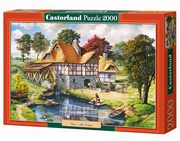 Puzzle Water Mill Cottage 2000,