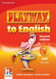 Playway to English 1 DVD,