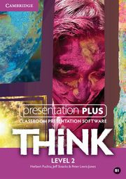 Think 2 Presentation Plus DVD, Puchta Herbert, Stranks Jeff, Lewis-Jones Peter