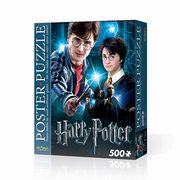 Wrebbit Poster Puzzle Harry Potter 500,