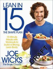 Lean in 15 the Shape Plan, Wicks Joe