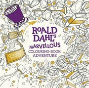 Roald Dahl's Marvellous Colouring-Book Adventure, Dahl Roald