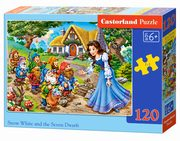 Puzzle Snow White and the Seven Dwarfs 120,