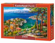 Puzzle 1500 French Riviera,